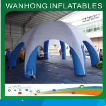 Different design inflatable dome tent/air lawn tents/inflatable event tents