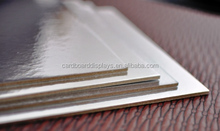 Sunshine Silver Cardboard Square Cake Base/Board