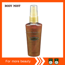 red plum & freesia fragrance body mist long time spray wholesale Middle East fragrance spray
