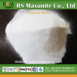 Water Soluble Potassium Nitrate KNO3 Fertilizer grade