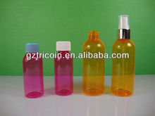 Cosmetic plastic bottle and container