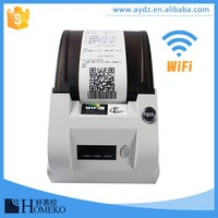 FC168 small quality available print order sheet information mini wireless thermal receipt printer
