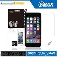 Ultra Clear Anti-glare Anti oil Anti water LCD monitor phone screen protector for iPhone 6 / 6 plus