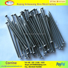 Anping 2 inch round common wire nail, nail for wood, wood nails