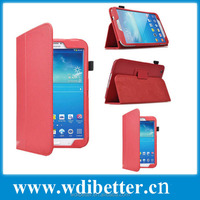 """New Folio PU Stand Leather Case Cover For Samsung Galaxy Tab 3 8.0"""" T111 T310 Tablet PC"""