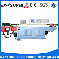 Large Quency Sale CNC Hydraulic Mandrel Pipe Bender Machine For Used Steel