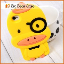Cartoon 3d mobile phone cover for iphone/samsung
