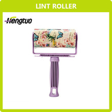 Alibaba China Light Purple Lint Roller With Cover 10cm*60Sheets