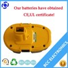 Hot sale 12v dewalt battery of dewalt parts