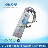 new model!icontek /infiniti 6 color ink pressure switch