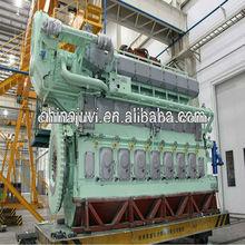 9 Cylinder 4 Stroke 3285KW 800RPM MAN B&W 9L27/38 marine diesel engine