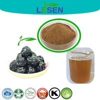 Good Flavor Dark Plum Fruit Powder, Dark Plum Powder, 100% Water Soluble