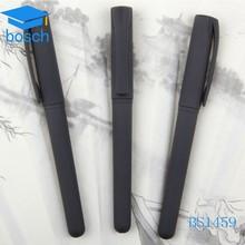 Plastic pen free ink roller ball pen promotional eco pen