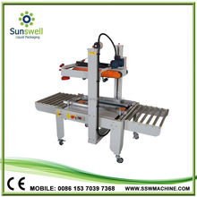China Flaps folding case sealing machine:GPC-50 (Hotmelt Glue Sealing)