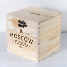 Unique Hot Sale Customized Wood Box for chocolate