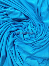 high quality 100% viscose knitting pd fabric for glove
