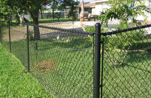Used chain link fence for sale,cheap chain link fencing