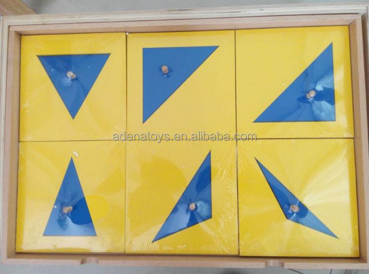Montessori Materials Wooden Montessori Toys For