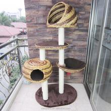 Large Luxury pet furniture , cat climber,cat toy