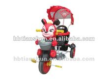 2013children pedal tricycle/Plastic toy cars