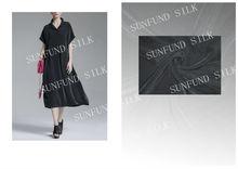 Silk Habotai Sand Washing fabric