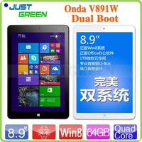 New Arrival Onda V891W RAM 2GB ROM 32GB quad core 2MP+5MP OTG tablet pc android for wholesales