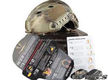 High quality tactical fast bike helmets brand BJ helmet full color version FG Clolor