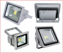 ultra thin 10w led flood light led sport ground flood light RGB remote control outdoor led flood lights 10W/20W/30W/50W/70W/100W