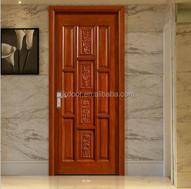 Latest teak wood front door design buy teak wood front door - Teak Wooden Main Doors Design Used Wood Exterior Doors