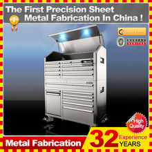 """Stainless Steel Material and Cabinet,72"""" stainless steel tool chest Type 72"""" stainless steel tool chest"""