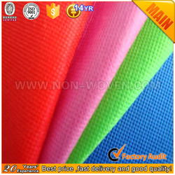 Low Cost Recycle Disposable non-woven taschen Fabric