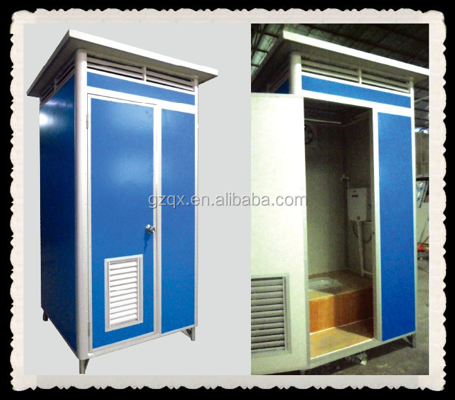 Strong quality outdoor mobile portable toilet mobile for Outdoor bathrooms for sale