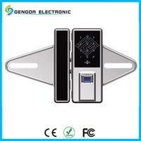RFID keyless digital door lock office glass door fingerprint cabinet lock