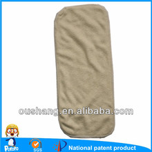 High Absorption Organic charcoal bamboo Insert For cloth Diaper