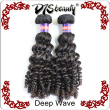 Top quality 5a grade cheap virgin malaysian hair Curly weft