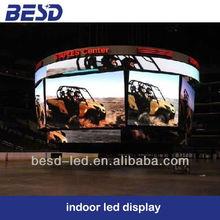 Basketball scoreboard video display board
