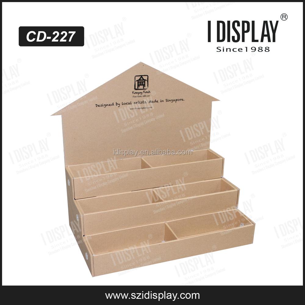 Cardboard Greeting Card Display Racksgreeting Card Display Unit