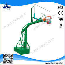 Customized adjustable cheap portable basketball goal