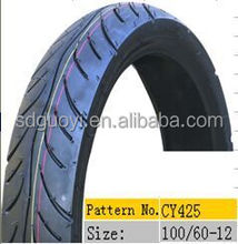 high quality motorcycle tire 100/60-12