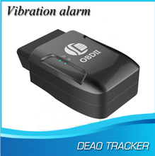 plug and play gsm gps gprs OBD diagnostic GPS Tracker for Vehicle car