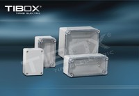 TIBOX high quality ABS PC plastic cable box metal electric enclosure cabinet