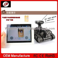 2014 best design ! remote radio control plastic toy tank with one year warranty and factory price