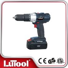 LUTOOL 18V Li-on/Ni-Cd Cordless drill,cordless tool,electric drill