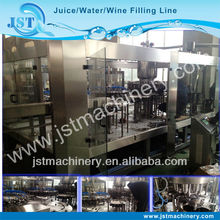 High quality bottle juice washing filling capping machine for 12000bph