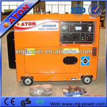 ATON power mini type 5kw diesel generator 5kva