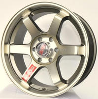 Golden Rays Volk Racing TE37 Alloy Wheel Rims