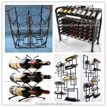 two bottle display bicycle wine rack of Guangzhou factory