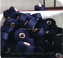 indigo cotton yarn ring comb 30/1