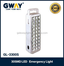 30LED wall-moumted emergency lights with 110-220Voltage