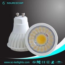 35 Watt Halogen GU10 Base Light Bulb replacement 3W LED bulb